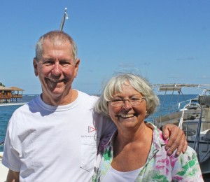 Linda & David Girardin