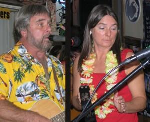 John & Pat Hain